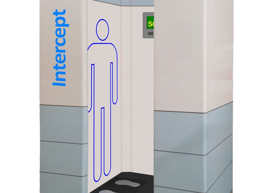 Tek84 dominating the security body scanner market: receives its 200th order