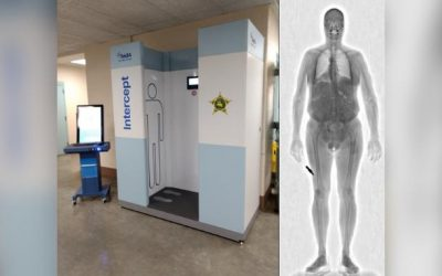 St. Joe Co. Jail unveils full-body scanner to search inmates